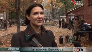 По законам военного времени: как Харьков превратили в киноплощадку - 31.10.2017