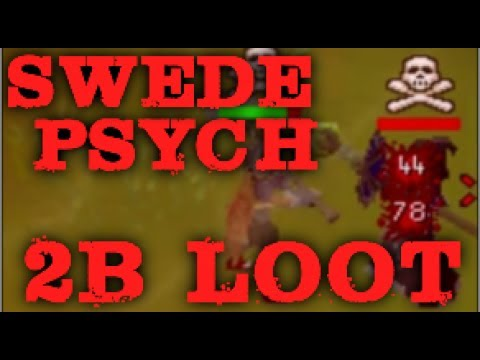 Swede & Psych Duo Video | PvP Noob Baiting | 35+ Max Kills | 2000M+ Loot