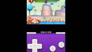 Walkthrough DBZ Taiketsu 1 Goku