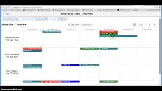 DHTMLX Scheduler