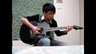 (Big Bang) Haru haru- guitar by Nguyen Tran Quang