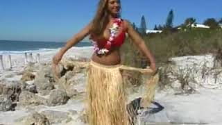 Christina Model - Hawaiian Greeting 2