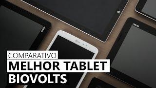 Qual é a melhor Tablet do mercado?