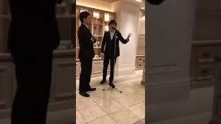 漫才 ケンタ結婚式