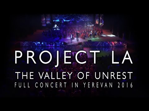 "PROJECT LA  ""The Valley Of Unrest"" (Full Concert in HD)"
