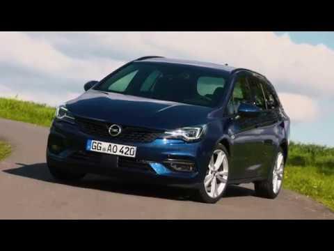 Opel Astra Sports Tourer facelift 2020