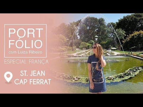 Programa Portfólio 28 07 2018 Especial França - Saint -Jean-Cap-Ferrat parte 1
