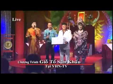 GIO TO SAN KHAU 2013 TAI DAI TRUYEN HINH VHN TV
