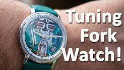Bulova Accutron Spaceview - the Tuning Fork Watch!