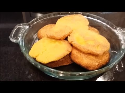 Southern Hot Water Cornbread: Meso's How To Fix Tutorial