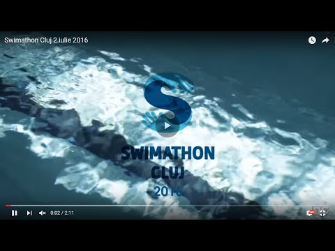 Swimathon Cluj 2 iulie 2016