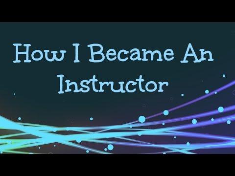 How I Became a Color Guard Instructor