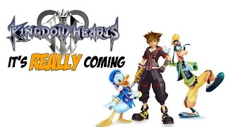 kingdom hearts 3 actually coming when?   the know game news