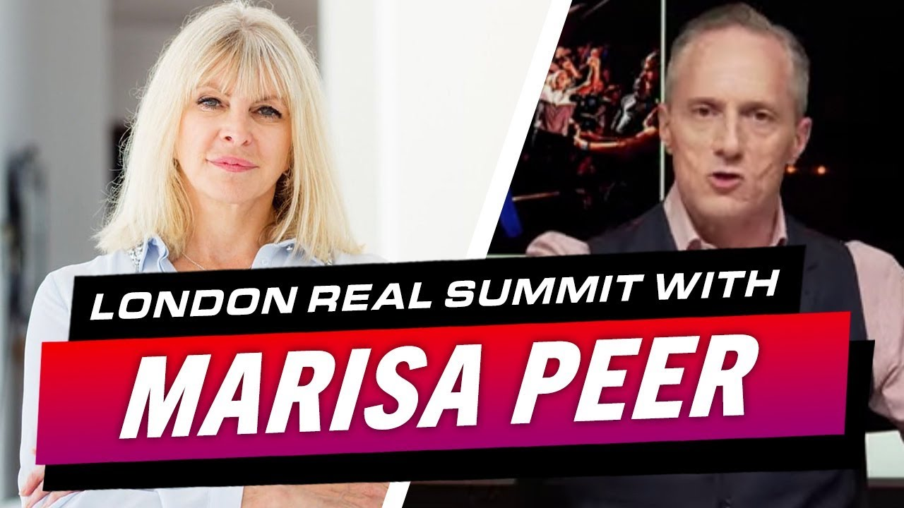 MARISA PEER AT LONDON REAL SUMMIT 2019 - Brian Rose's Real Deal