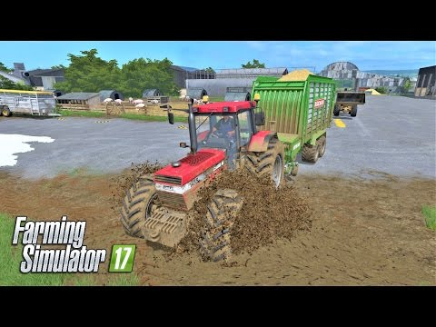 Multiplayer Farming Simulator 17   Thornton Farm Episode 2