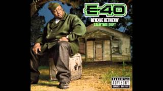 E40 - My Shit Bang [Clear Bass Boost]