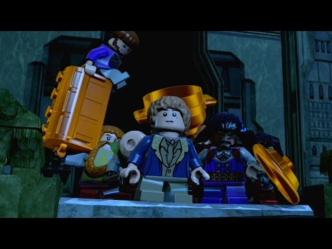 Lego The Hobbit - The End - Part 21