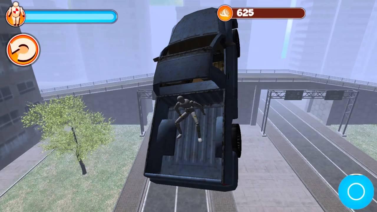 Car Crash Test Simulator 3D (by MyPocketGames)