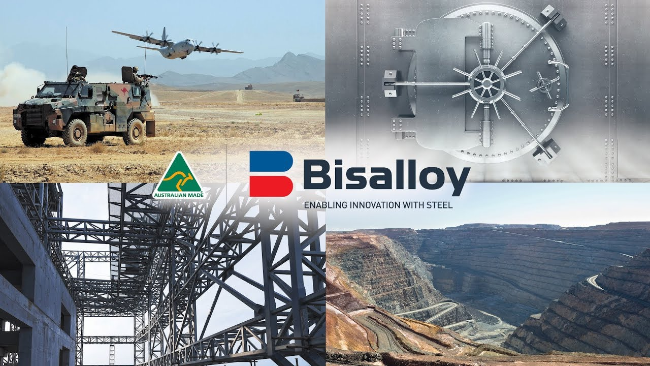 Welcome to Bisalloy