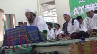 Pembacaan Rotib Al-Attas di kediaman habib muhamad bumijawa tegal