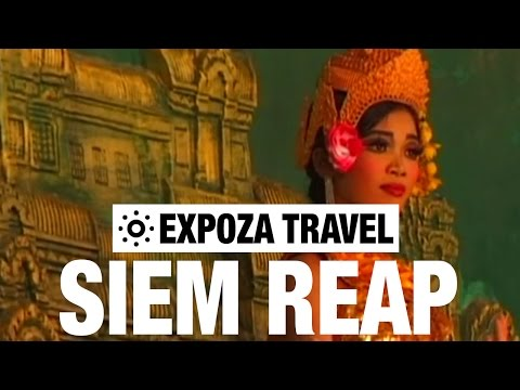 Siem Reap Vacation Travel Video Guide