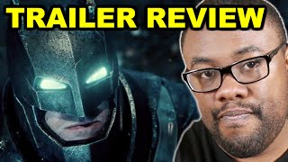 BATMAN v. SUPERMAN Teaser Trailer Review : Black Nerd