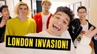 LONDON TAKEOVER | PRETTYMUCH Explains Everything!