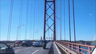 Ponte de 25 Abril - Lisbon
