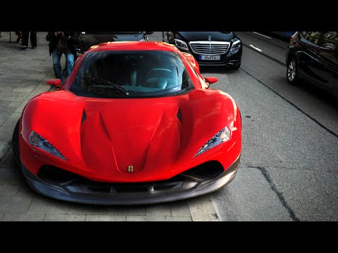 2017 ferrari scopritore concept youtube. Black Bedroom Furniture Sets. Home Design Ideas