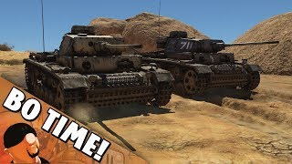 War Thunder Panzer III L Why Am I Still Alive