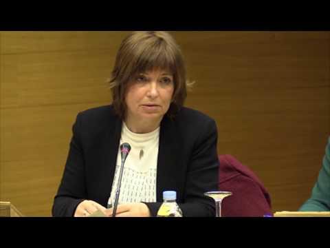 Empar Marco propone una RTVV de 15 millones de euros y 500 trabajadores