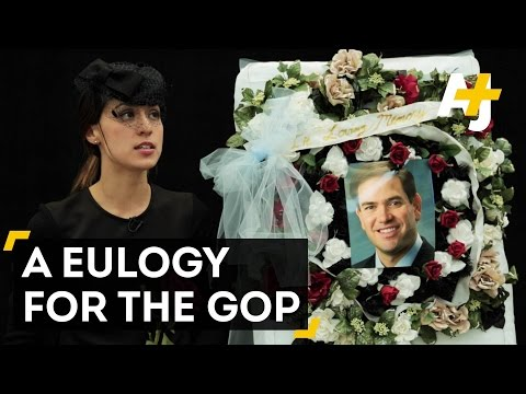 Eulogy For Republican Candidates At CA
