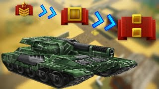 Tanki Online Road To Legend #5 | Buying Matrix kit + Rank Up