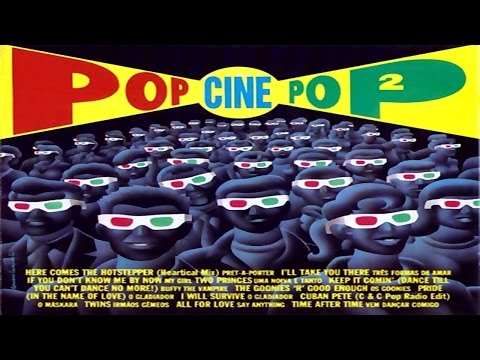 Pop Cine Pop 2 [1995] (Globo/Columbia)