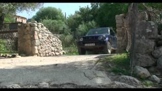 jeep safari mallorca  english video
