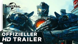 Pacific Rim: Uprising - Trailer #2 deutsch/german HD