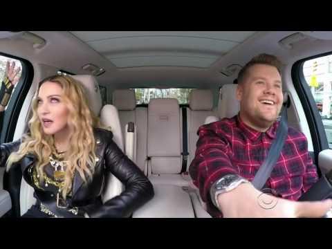 Madonna - Vogue [Live Carpool Karaoke]