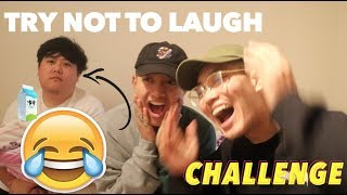 TRY NOT TO LAUGH CHALLENGE REACTION (IMPOSSIBLE)