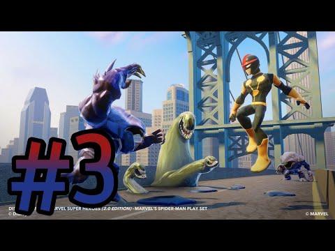 Прохождение игры Disney Infinity 2.0!!! Путешествие в канализацию!
