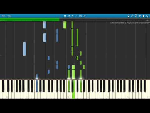 One Direction - History (Piano Cover) by LittleTranscriber