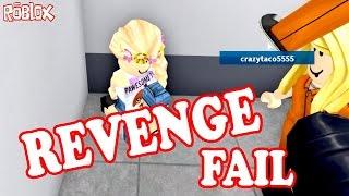 Roblox / REVENGE FAIL!! / Prison Life / GamingwithPawesomeTV