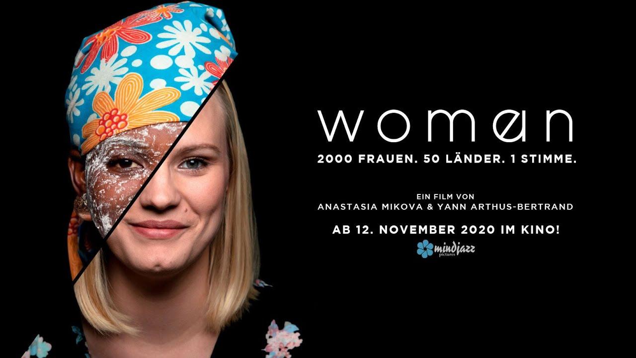 Woman - 2000 Frauen. 50 Länder. 1 Stimme. OV + UT (YouTube)