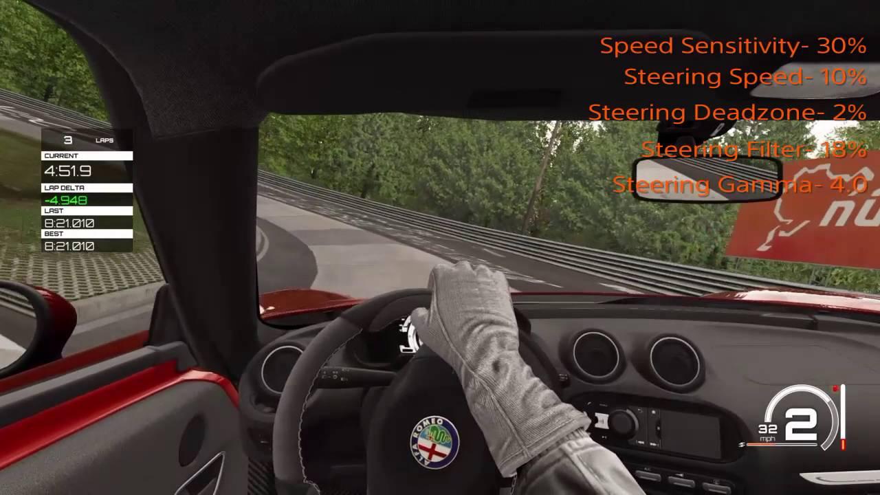 Game Car Steering Wheel