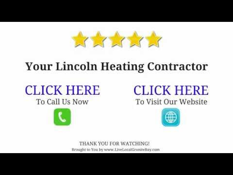 Heating Contractor Lincoln CA Heater Repair