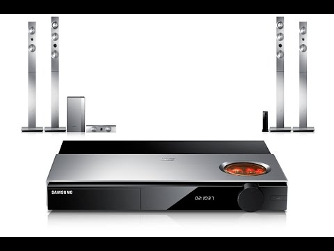 Samsung Blu Ray Home Entertainment System HT F9750W Review