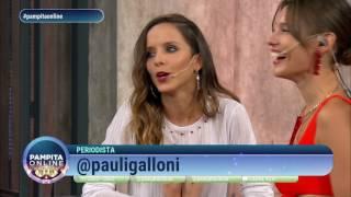 Pampita Online - Programa #33 09/08/2017
