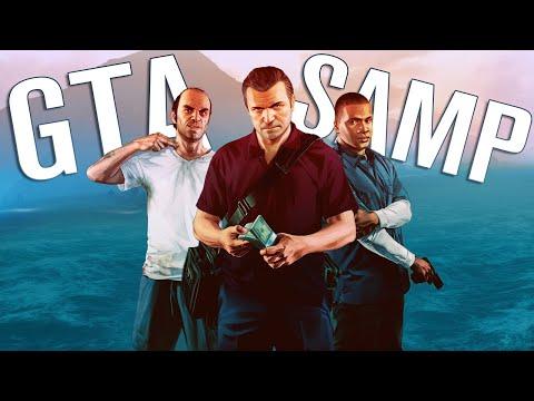 🚀Лучшая Онлайн Игра На Андроид GTA SAMP MOBILE (Онлайн Игры, ГТА Сан Андреас)