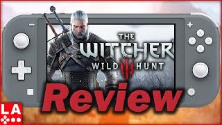 The Witcher 3: Complete Edition Nintendo Switch Review (Video Game Video Review)