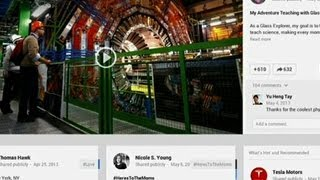 CNET News - Google+ gets whole new look