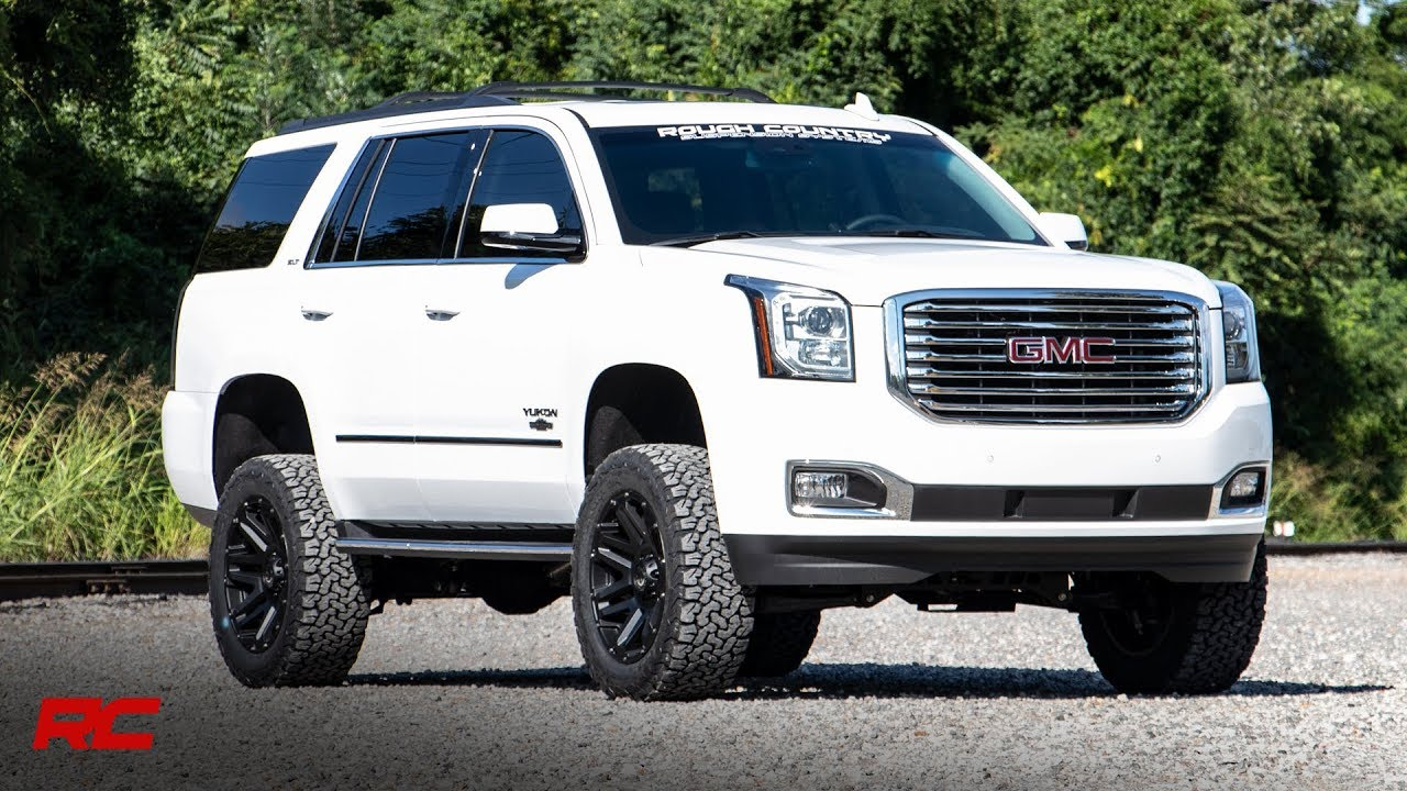 2014 2018 Chevrolet Tahoe And Gmc Yukon 6 Inch Suspension Lift Kit